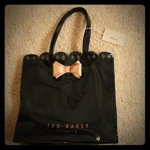 Ted Baker Plastic Handbag